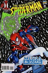 Cover Thumbnail for The Sensational Spider-Man (Marvel, 1996 series) #1 [Direct Edition]