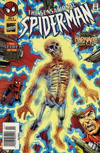 Cover Thumbnail for The Sensational Spider-Man (Marvel, 1996 series) #3 [Newsstand Edition]