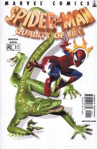 Cover Thumbnail for Spider-Man: Quality of Life (Marvel, 2002 series) #1