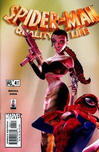 Cover Thumbnail for Spider-Man: Quality of Life (Marvel, 2002 series) #4