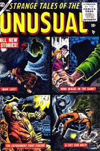 Cover Thumbnail for Strange Tales of the Unusual (Marvel, 1955 series) #1