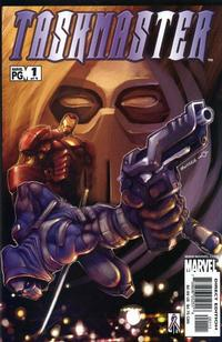 Cover Thumbnail for Taskmaster (Marvel, 2002 series) #1