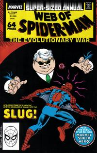 Cover Thumbnail for Web of Spider-Man Annual (Marvel, 1985 series) #4 [Direct]
