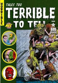 Cover Thumbnail for Tales Too Terrible to Tell (New England Comics, 1989 series) #3