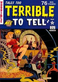 Cover Thumbnail for Tales Too Terrible to Tell (New England Comics, 1989 series) #5