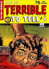 Cover Thumbnail for Tales Too Terrible to Tell (New England Comics, 1989 series) #6