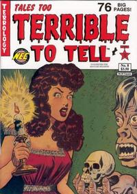 Cover Thumbnail for Tales Too Terrible to Tell (New England Comics, 1989 series) #8