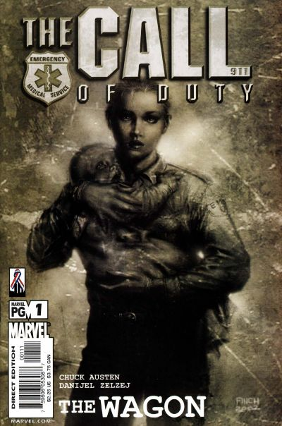Cover for The Call of Duty: The Wagon (Marvel, 2002 series) #1