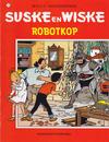 Cover for Suske en Wiske (Standaard Uitgeverij, 1967 series) #248 - Robotkop