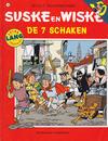 Cover for Suske en Wiske (Standaard Uitgeverij, 1967 series) #245 - De 7 schaken