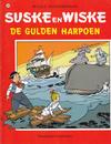 Cover for Suske en Wiske (Standaard Uitgeverij, 1967 series) #236 - De gulden harpoen