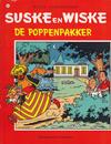 Cover for Suske en Wiske (Standaard Uitgeverij, 1967 series) #147 - De poppenpakker