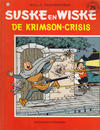 Cover for Suske en Wiske (Standaard Uitgeverij, 1967 series) #215 - De Krimson-crisis