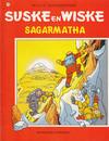 Cover for Suske en Wiske (Standaard Uitgeverij, 1967 series) #220 - Sagarmatha