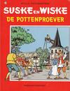 Cover for Suske en Wiske (Standaard Uitgeverij, 1967 series) #240 - De pottenproever