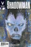 Cover for Shadowman (Valiant Entertainment, 2012 series) #8 [Cover B - David Mack]