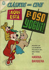 Cover for Clásicos del Cine (Editorial Novaro, 1956 series) #132