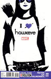 Cover Thumbnail for Hawkeye (2012 series) #9 [Second Printing]
