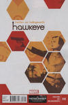 Cover for Hawkeye (Marvel, 2012 series) #18