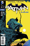 Cover for Batman (DC, 2011 series) #31 [Combo Pack]