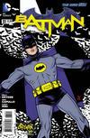 Cover for Batman (DC, 2011 series) #31 [Batman '66 Variant Cover]