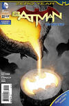 Cover for Batman (DC, 2011 series) #22 [Combo-Pack]