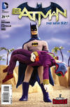 Cover Thumbnail for Batman (2011 series) #29 [Robot Chicken Cover]