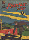 Cover for The Phantom (Feature Productions, 1949 series) #27