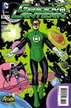 Cover Thumbnail for Green Lantern (2011 series) #31 [Batman '66 Variant Cover]
