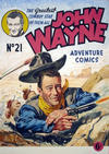 Cover for John Wayne Adventure Comics (World Distributors, 1950 ? series) #21