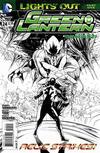 Cover Thumbnail for Green Lantern (2011 series) #24 [Billy Tan Black & White Cover]