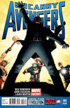 Cover for Uncanny Avengers (Marvel, 2012 series) #3 [Second Printing Variant]