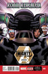 Cover for Mighty Avengers (Marvel, 2013 series) #9