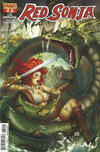 Cover for Red Sonja (Dynamite Entertainment, 2013 series) #8 [Variant Cover]