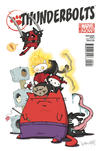 Cover for Thunderbolts (Marvel, 2013 series) #20.NOW [Katie Cook Animals Variant]