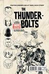 Cover for Thunderbolts (Marvel, 2013 series) #20.NOW [Phil Noto Black & White Variant]
