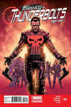 Cover for Thunderbolts (Marvel, 2013 series) #27