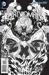 Cover Thumbnail for Batwoman (2011 series) #18 [Trevor McCarthy Black & White Cover]