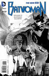 Cover for Batwoman (DC, 2011 series) #20 [J. H. Williams III Black & White Cover]