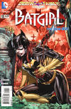 Cover for Batgirl (DC, 2011 series) #13 [Third Printing]