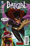 Cover Thumbnail for Batgirl (2011 series) #29 [Robot Chicken Cover]