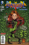 Cover for Batgirl (DC, 2011 series) #30 [Mad Magazine Variant Cover]
