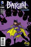 Cover for Batgirl (DC, 2011 series) #31 [Batman '66 Variant Cover]