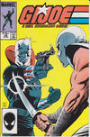 Cover for G.I. Joe, A Real American Hero (Marvel, 1982 series) #38 [Second Print]