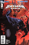 Cover Thumbnail for Batman and Robin (2011 series) #1 [Second Printing]