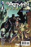 Cover for Batman Eternal (DC, 2014 series) #1 [Andy Kubert / Jonathan Glapion Cover]
