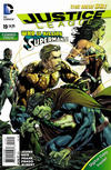Cover for Justice League (DC, 2011 series) #19 [Combo-Pack Variant by Ivan Reis]