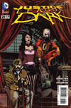 Cover for Justice League Dark (DC, 2011 series) #28 [Tommy Lee Edwards Steampunk Cover]