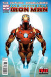 Cover Thumbnail for Invincible Iron Man (2008 series) #527