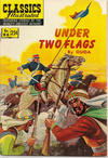Cover for Classics Illustrated (Gilberton, 1947 series) #86 [HRN 169] - Under Two Flags [25¢]
